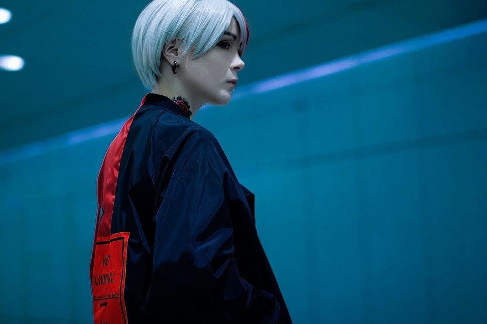 Russian Cosplay: Shoto Todoroki (My Hero Academia)