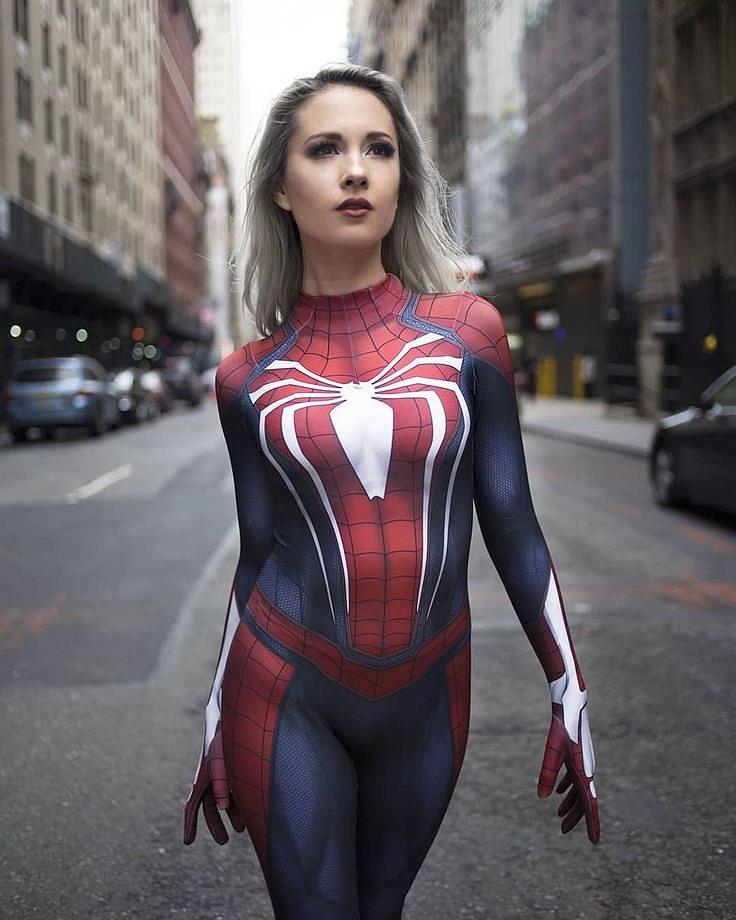 Cosplay: Spider-Girl (Spider-Man) by Hendo Art