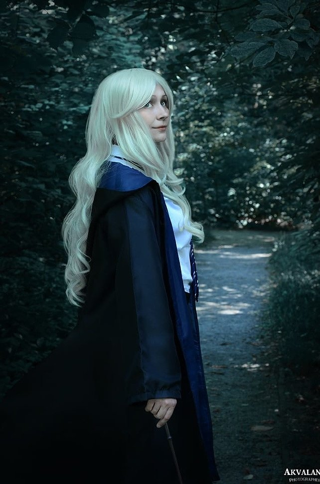 Russian Cosplay: Luna Lovegood (Harry Potter)