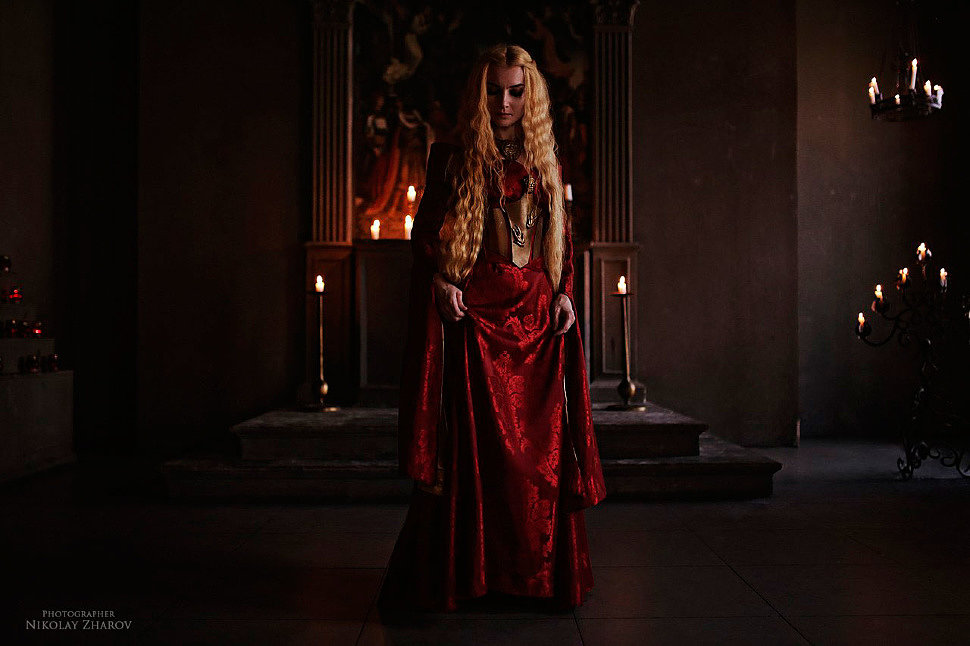 Russian Cosplay: Cersei Lannister (Game of Thrones)