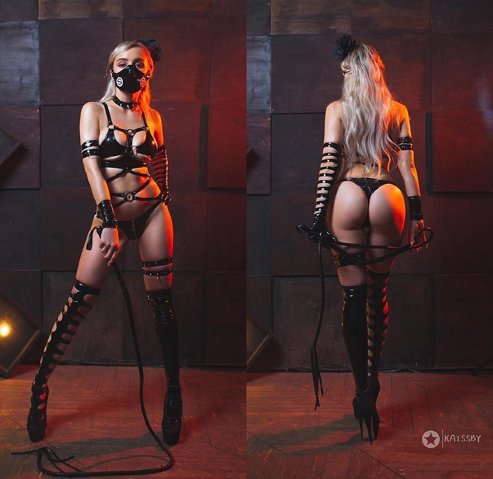 Russian Cosplay: Monster Princess (One Punch Man) by katssby (NSFW)