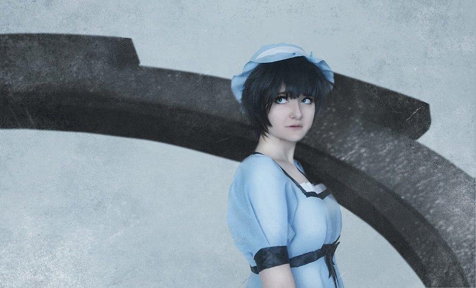 Russian Cosplay: Rintarou Okabe & Mayuri Shiina (Steins;Gate) by Fransuaza Kirishiki & Azrail
