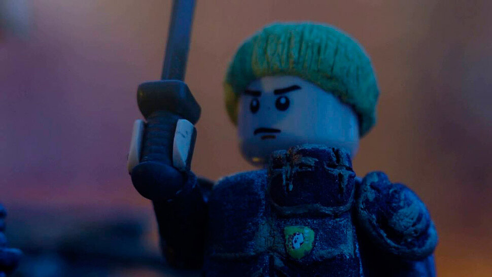 [Fun Video] Lego The Witcher - Wolf's Path