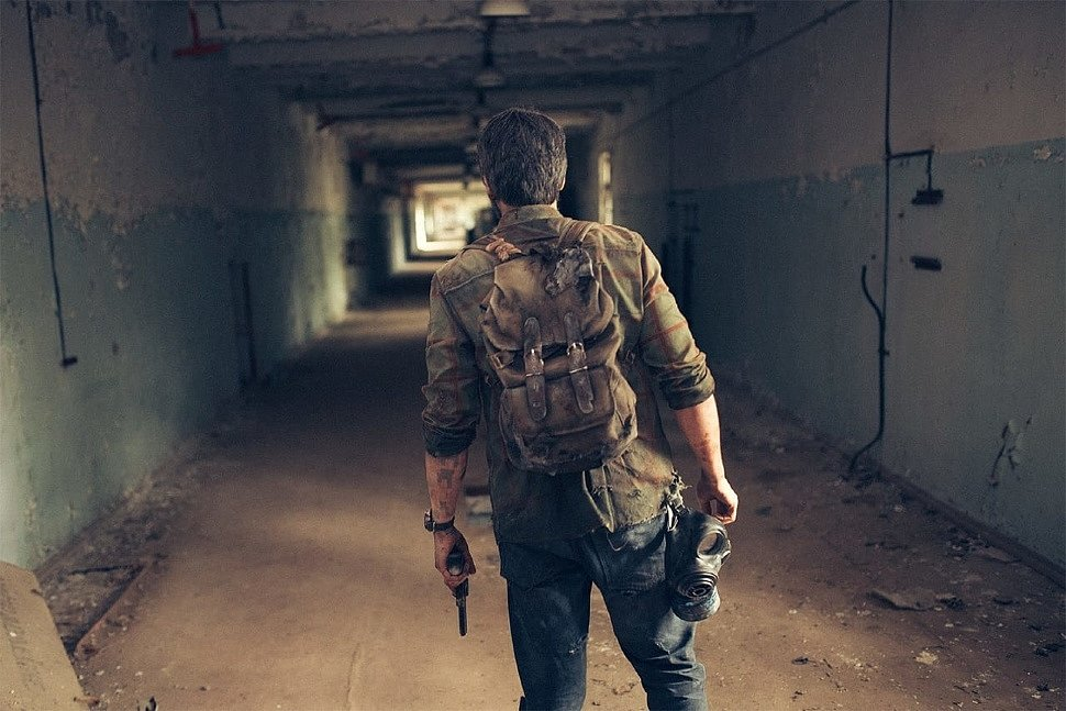 Cosplay: Joel (Last of Us) by Maul