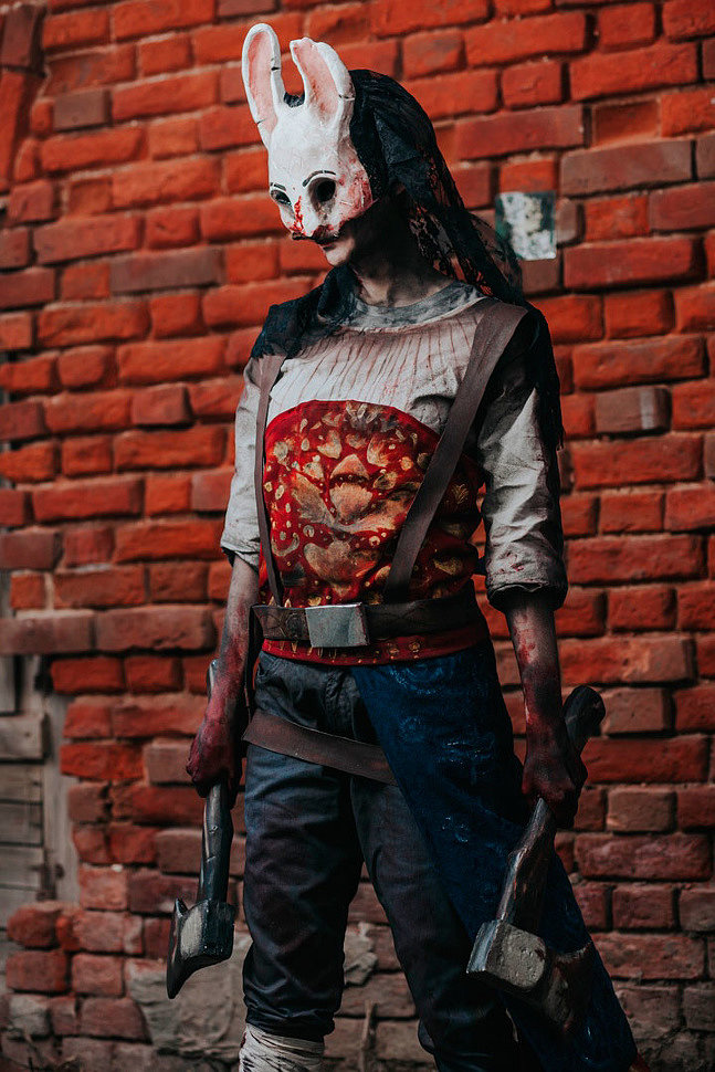 Russian Cosplay: Dead by Daylight