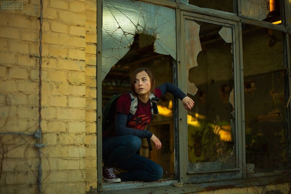 Russian Cosplay: Ellie (The Last of Us)