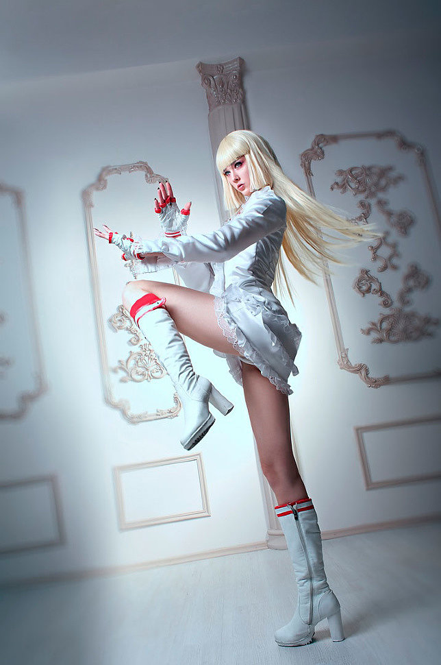 Russian Cosplay: Lili (Tekken 7)