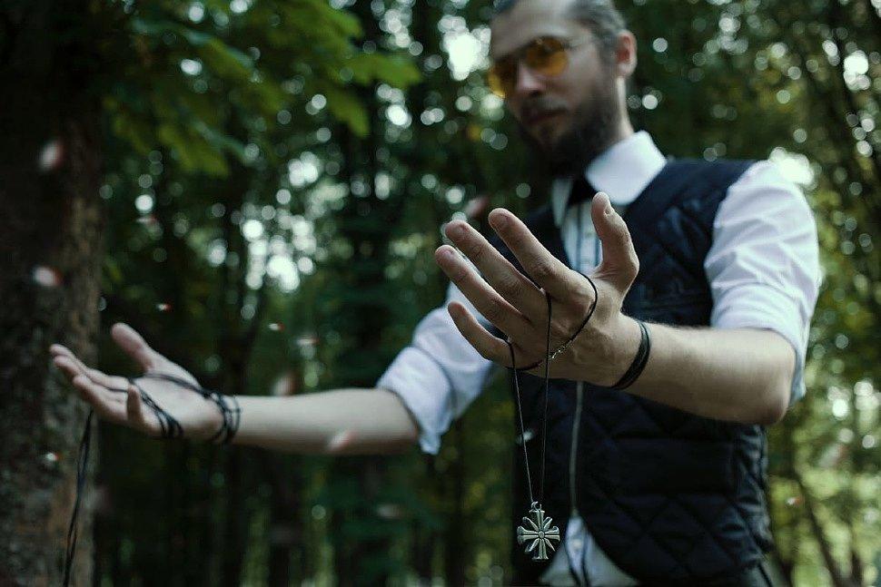 Russian Cosplay: Joseph Seed (Far Cry 5)