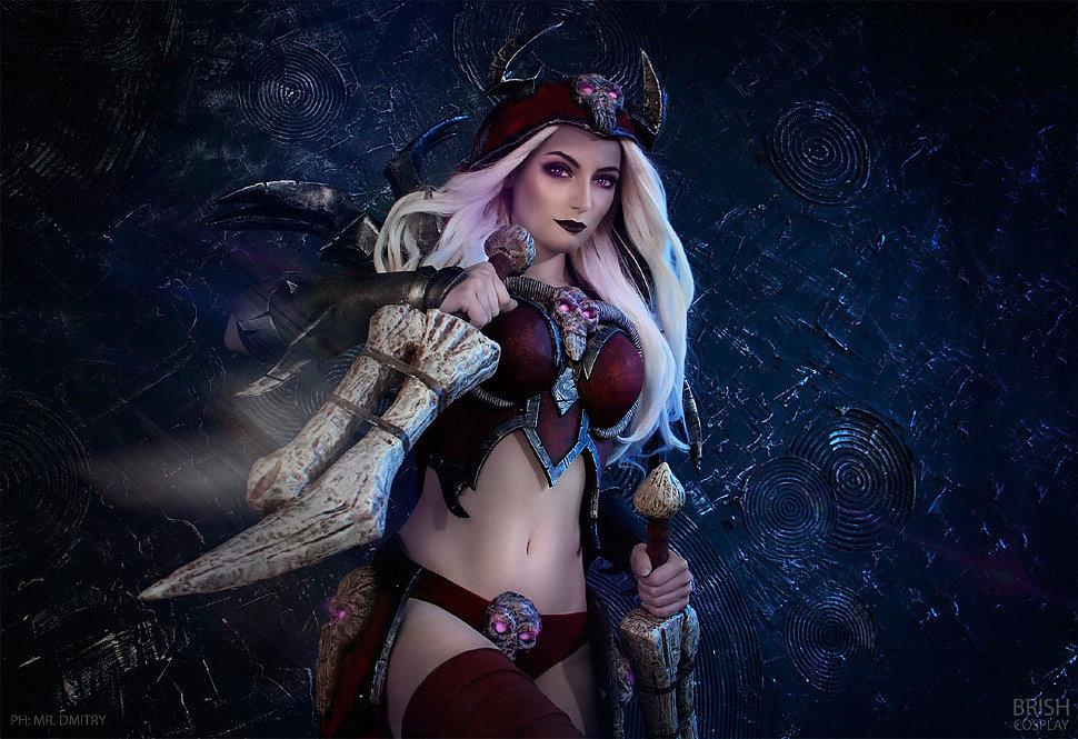 Russian Cosplay: Valeera Sanguinar (World of Warcraft)