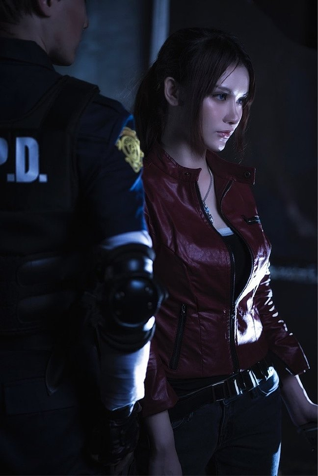 Cosplay: Claire Redfield (Resident Evil) by rissoft344