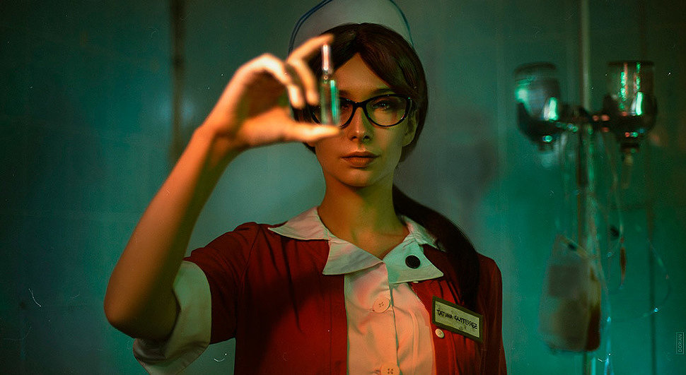 Russian Cosplay: Tatiana Gutierrez (The Evil Within) by kotyashenka