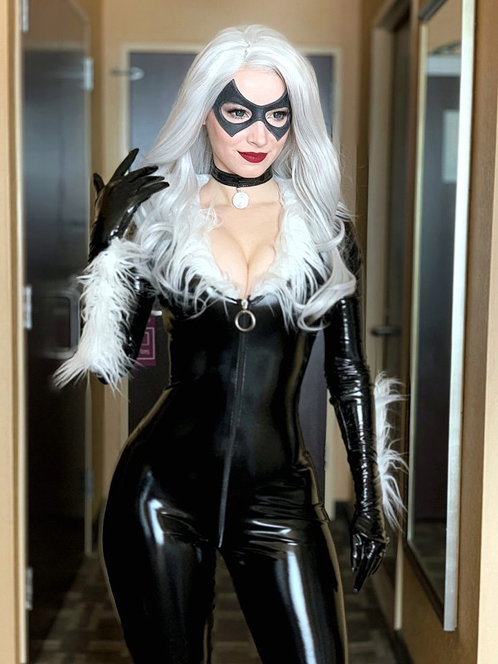 Cosplay: Black Cat (Marvel) by Enji Night