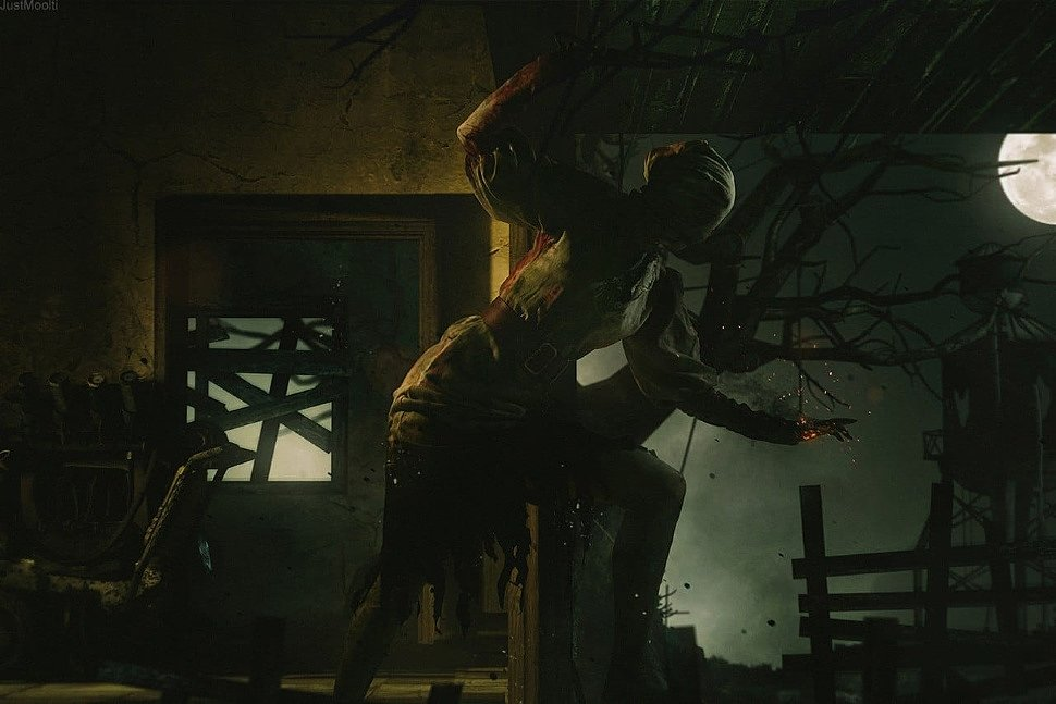 Russian Cosplay: Sally Smithson (Dead by Daylight)