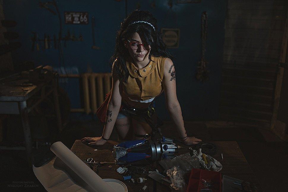 Russian Cosplay: Devil May Cry 5 (Nikolay Zharov Photo)