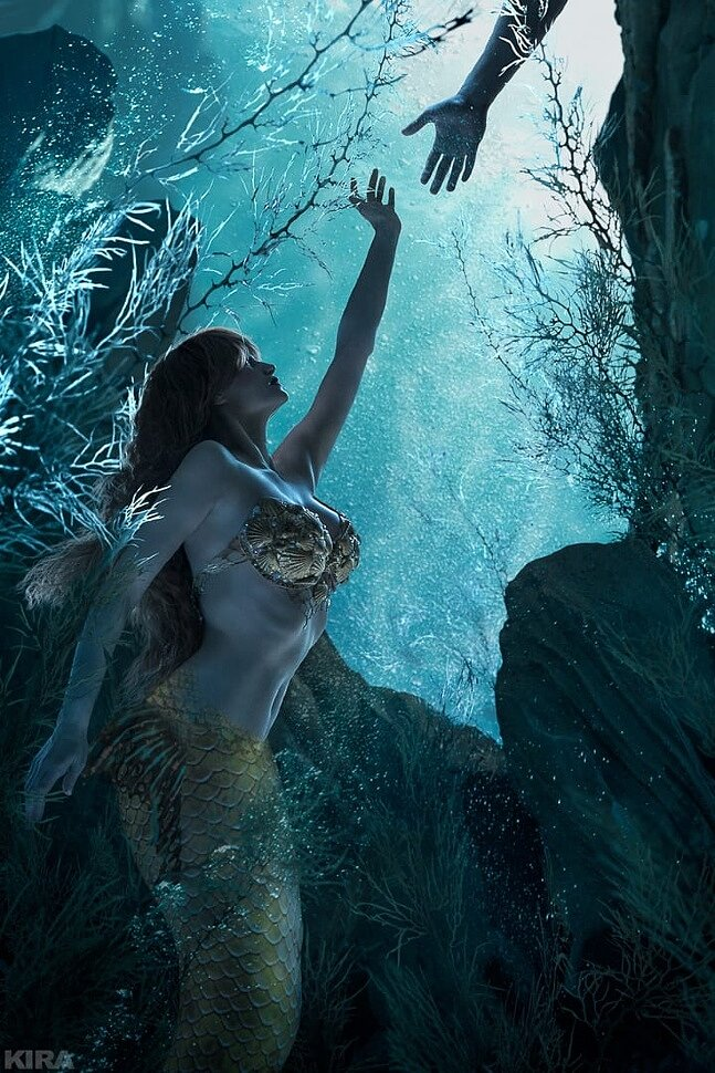 [Cosplay] Mermaid by Claire Sea