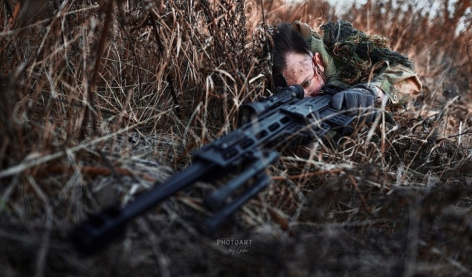Russian Cosplay: David Zhang (Ghost Recon) by Cyber Stark