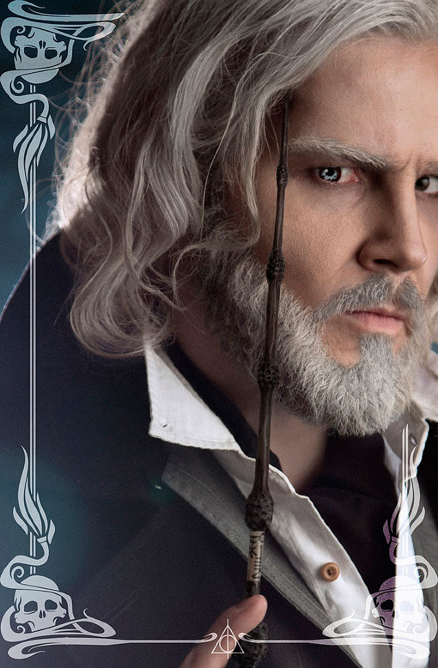 Russian Cosplay: Grindelwald (Fantastic Beasts: The Crimes of Grindelwald)