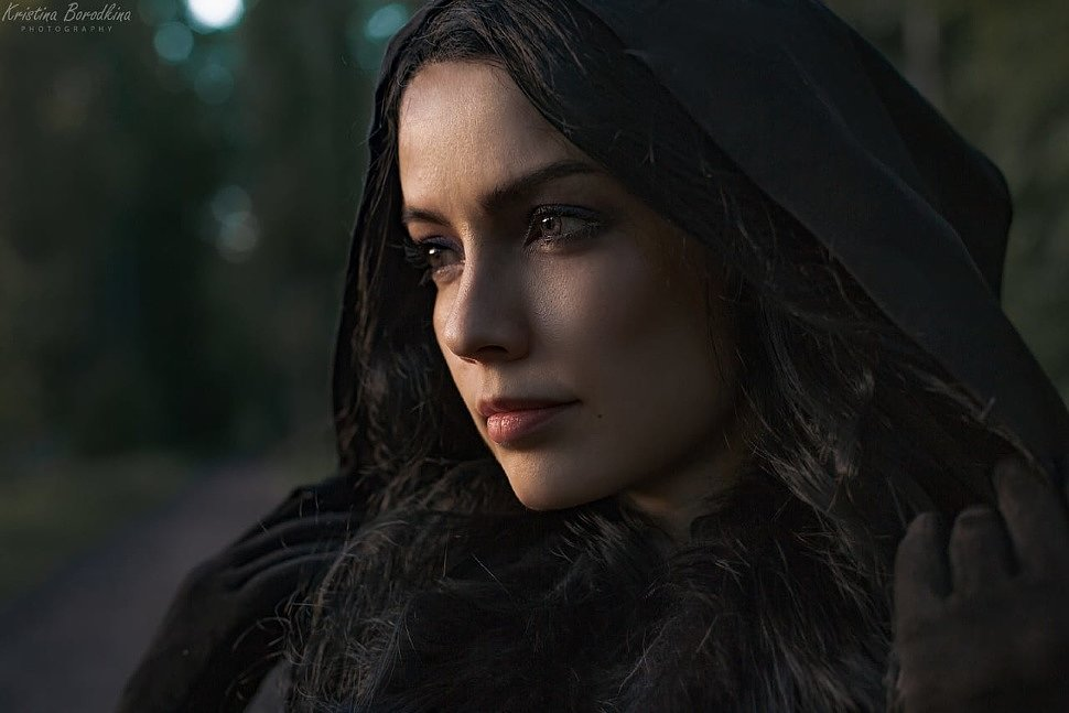 Russian Cosplay: Yennefer (The Witcher) by Ekaterina Semadeni