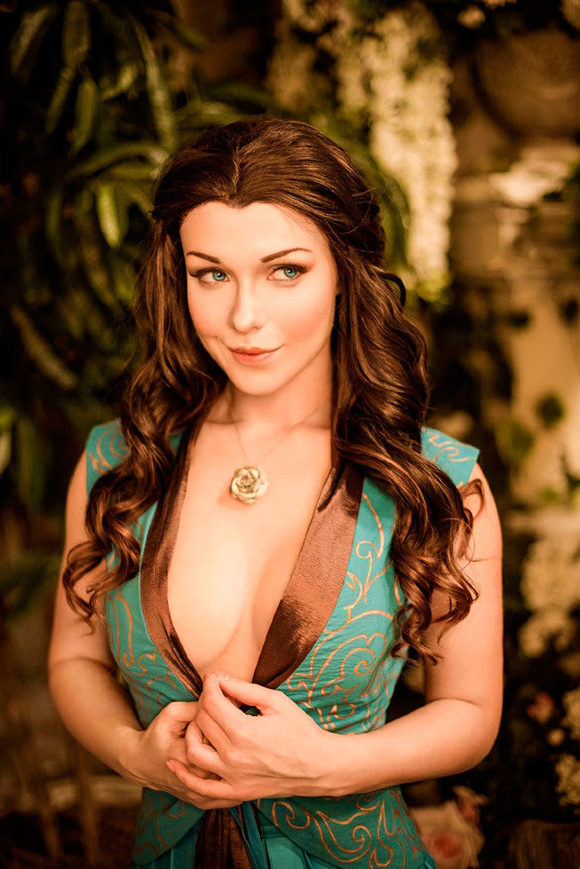 Russian Cosplay: Margaery Tyrell (Game of Thrones) by Irina Meier