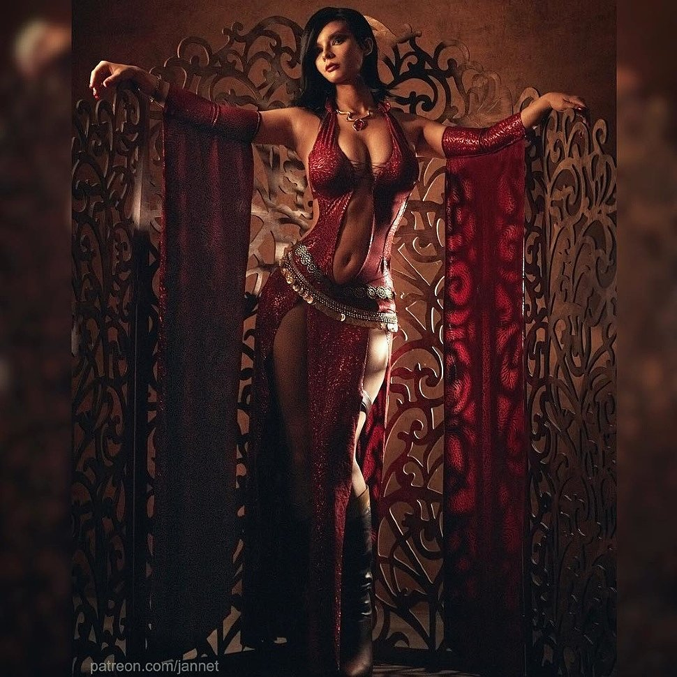 Russian Cosplay: Kaileena (Prince Of Persia: Warrior Within) by jannetincosplay