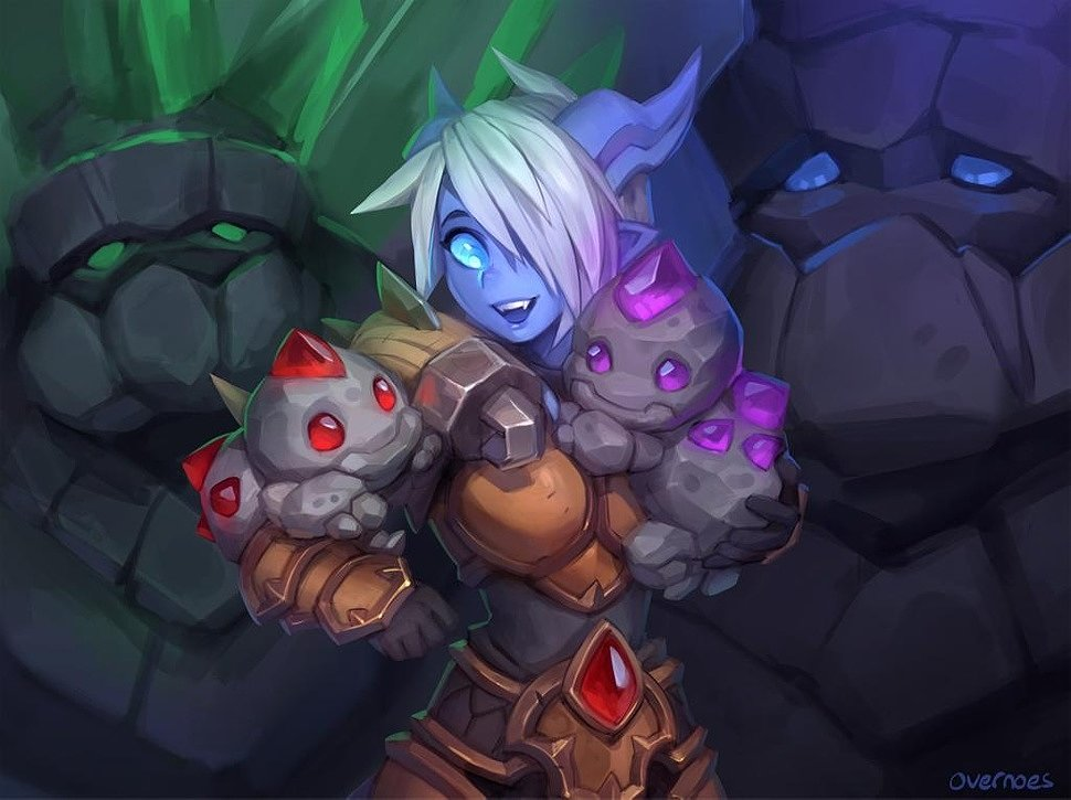 [Art] Warcraft by Overnoes