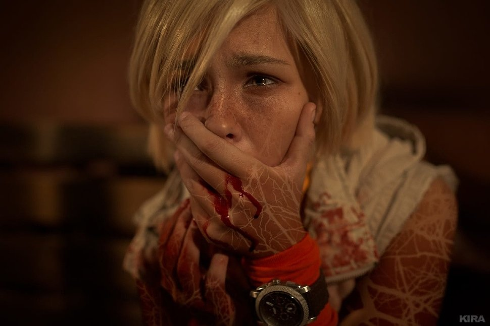 Russian Cosplay: Heather Mason (Silent Hill 3) by Falka of Cintra