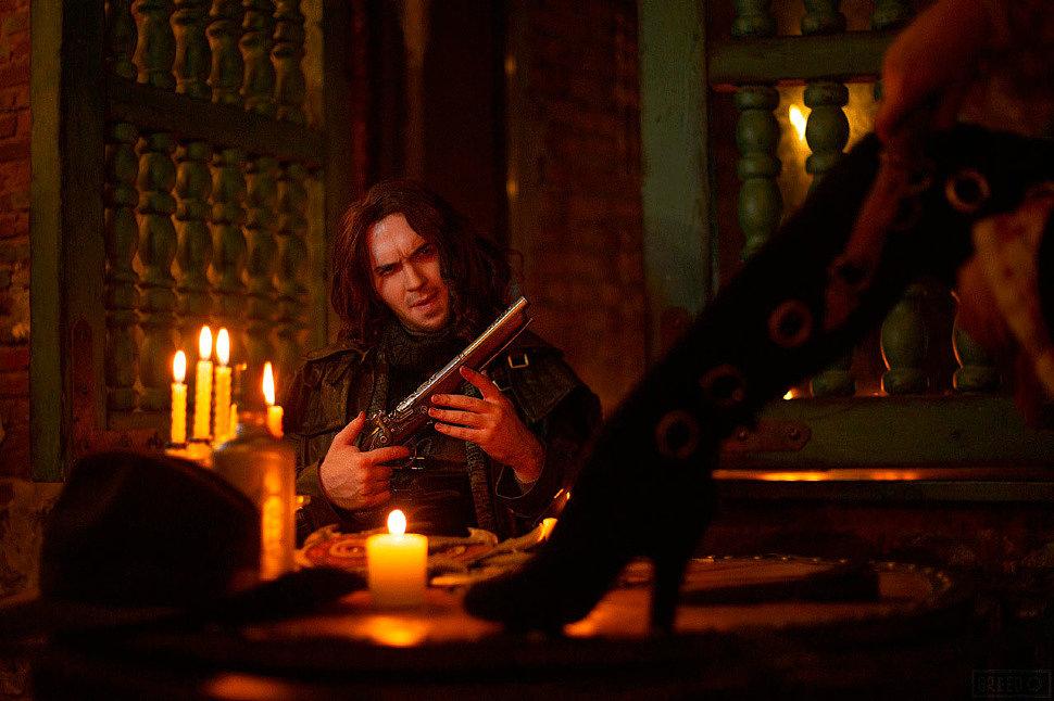 Russian Cosplay: Van Helsing