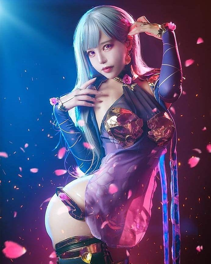 Cosplay: Kama (Fate/Grand Order) by HedY