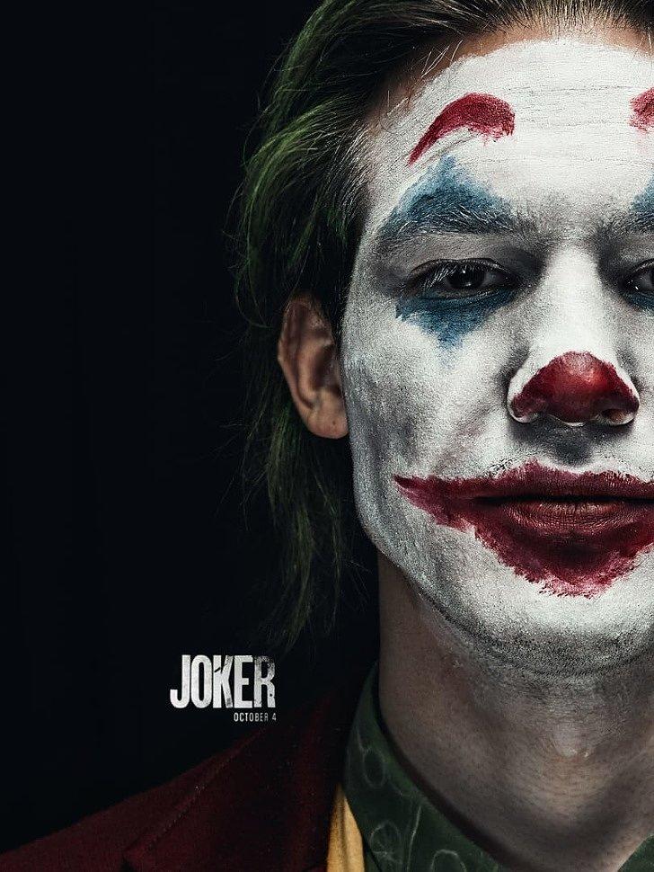 Russian Cosplay: Joker (DC Comics) by Nova Poltorashnik ver.2