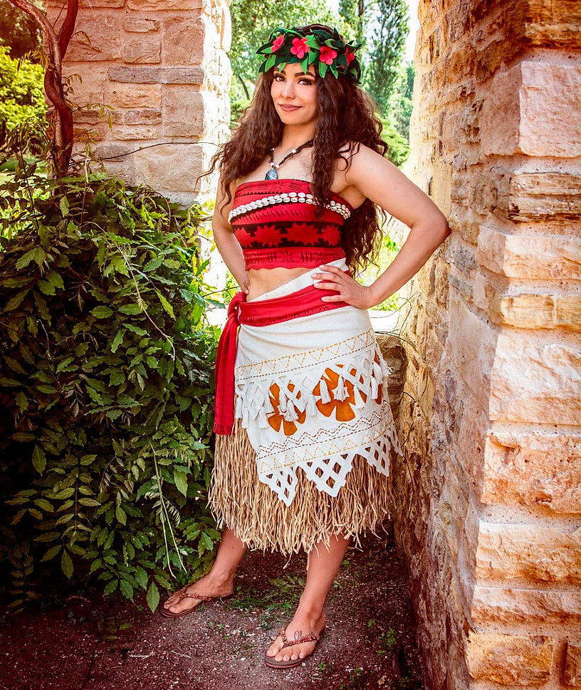 Cosplay: Moana by lishka.cosplay