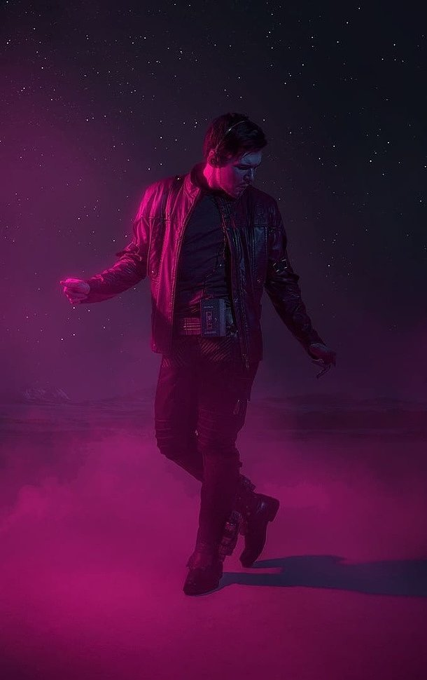 Russian Cosplay: Star-Lord (Marvel) by Sunji
