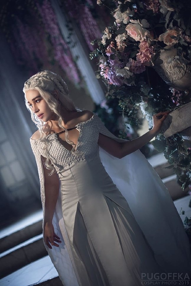 Russian Cosplay: Daenerys (Game of Thrones) by Lai Ka