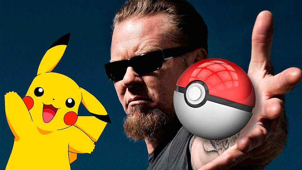 [Music Video] Metallica - Pokémon Theme