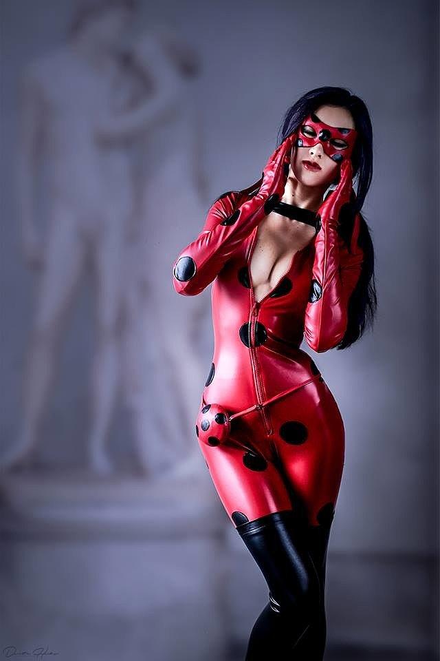 Cosplay: LadyBug (Miraculous LadyBug) by Dante Heks