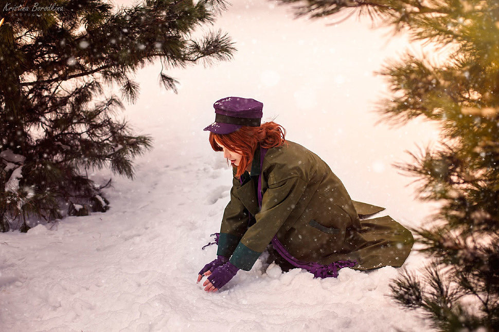 Russian Cosplay: Anastasia (Anya) (Anastasia (1997))