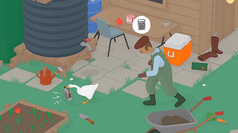 [Fun Video] Untitled Goose Game Parody by Mega64