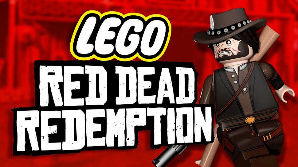 [Fun Video] LEGO Red Dead Redemption
