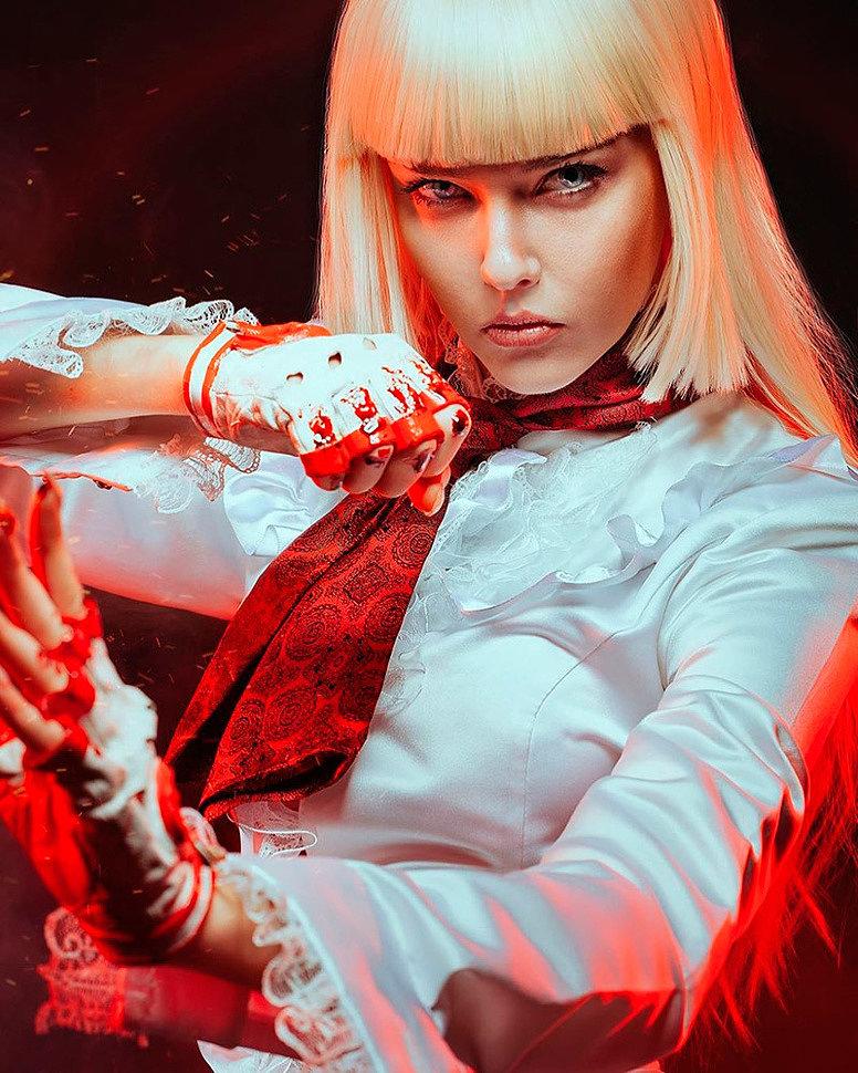 Russian Cosplay: Lili (Tekken 7) by Nelly Laufeyson