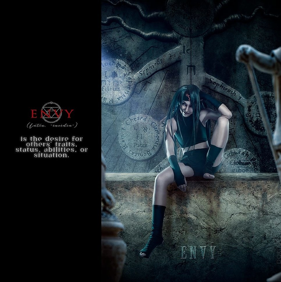 Russian Cosplay: Fullmetal Alchemist: Brotherhood