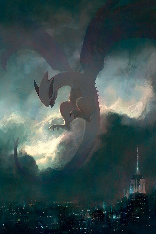 [Art] Pokemon by Devin Elle Kurtz