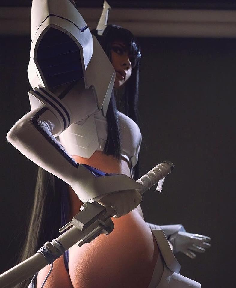 Russian Cosplay: Satsuki (Kill la Kill) by Jannet Incosplay