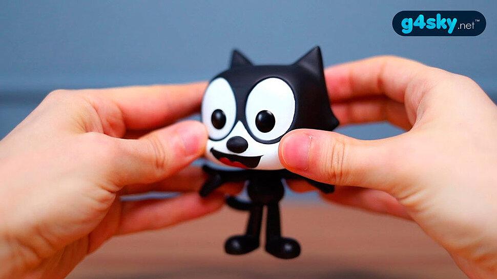[Fun Video] Обзор фигурки Кота Феликса от Funko