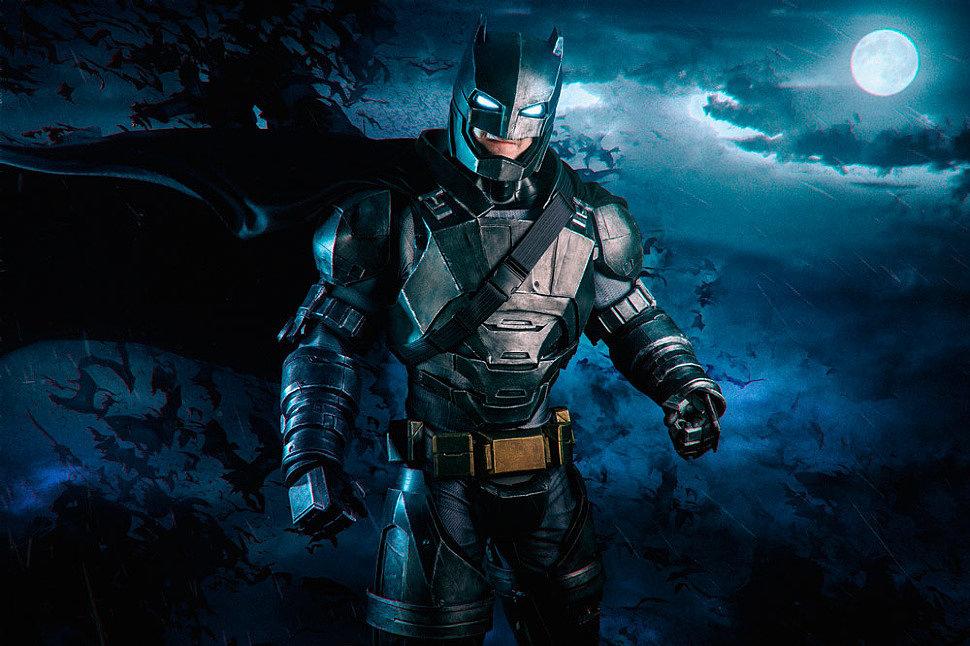 Russian Cosplay: Armored Batman (BvS) by konradi_sanya