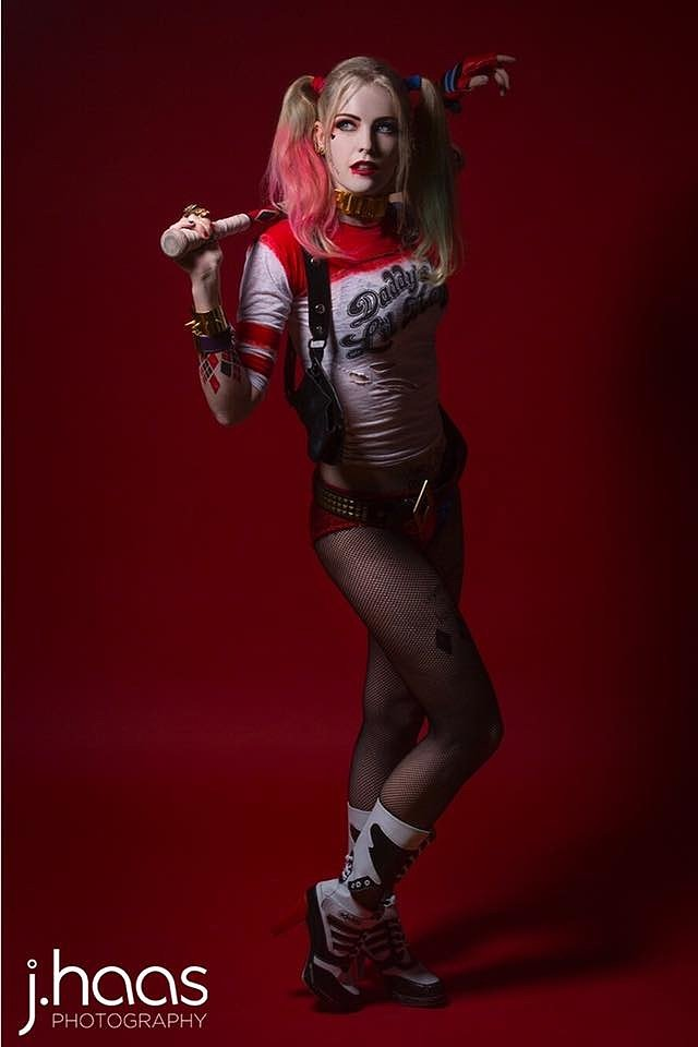 Cosplay: Harley Quinn (DC) by Maid Of Might