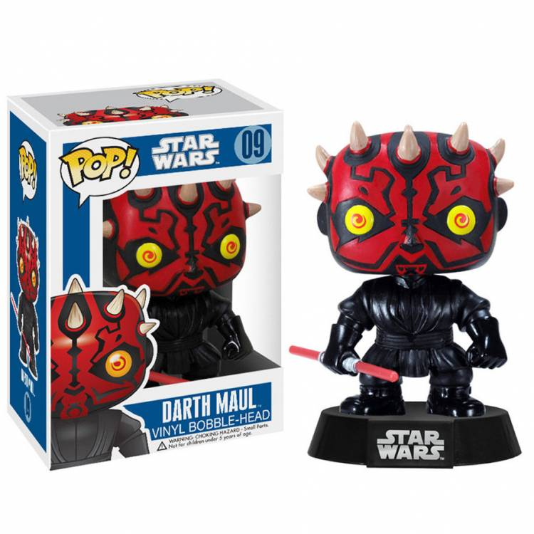 Funko POP Star Wars - Darth Maul Figure