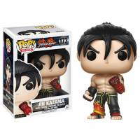 Funko POP Games: Tekken - Jin Figure