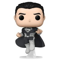 [PRE-ORDER] Funko POP DC: Justice League The Snyder Cut - Black Suit Superman Figure