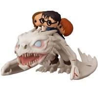[PRE-ORDER] Funko POP Rides: Harry Potter - Gringotts Dragon with Harry, Ron and Hermione Figure