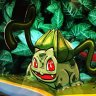 Pop-Up Pokemon - Bulbasaur DIY Paper Craft Kit