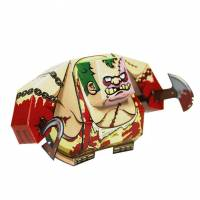 Dota 2 - Pudge DIY Paper Craft Kit
